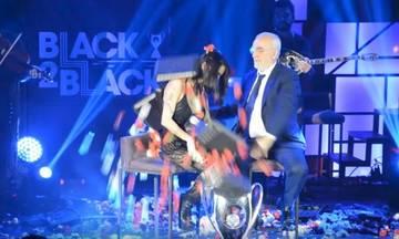Η Πάολα κάνει τον Σαββίδη να συγκινηθεί - Δείτε το βίντεο και τι λέει το τραγούδι