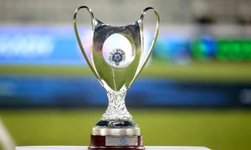 Και οι Κυπελλούχοι των Ενώσεων στο Κύπελλο Ελλάδας