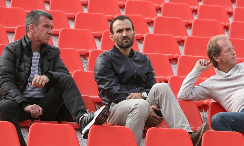 Ο Νταμπίζας, ο Μπουζούκης και οι οφειλές προς τους παίκτες