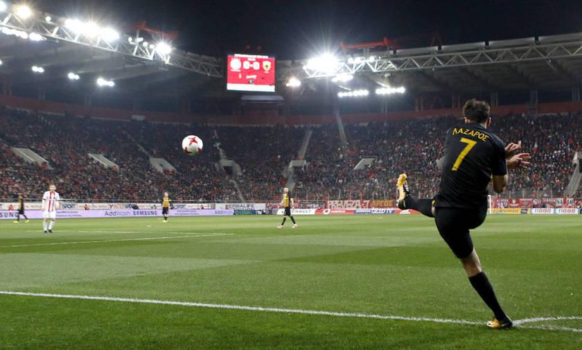 Εξώδικα στην ΑΕΚ από τον ποδοσφαιριστή και τον Ολυμπιακό!