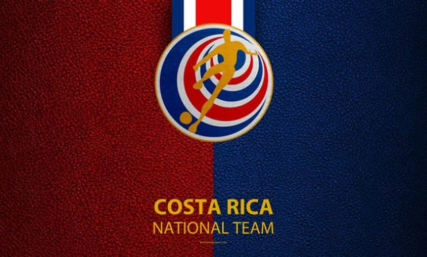 Μουντιάλ 2018: Με Κάμπελ η αποστολή της Κόστα Ρίκα για το Μουντιάλ της Ρωσίας