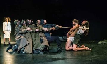 Αίας, σε σκηνοθεσία Χρήστου Σουγάρη στο Θέατρο Μονής Λαζαριστών
