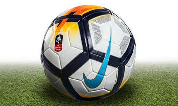 Η μπάλα των 137 σκόρερ του Κυπέλλου Αγγλίας