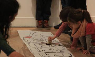 Δράση για γονείς και παιδιά στο Μουσείο του Γιάννη Τσαρούχη