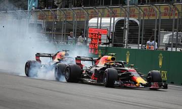 Πληρώνουν σε φιλανθρωπικό έργο τη σύγκρουσή τους οι πιλότοι της Red Bull