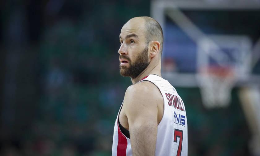 Ραζνάτοβιτς: «Ο Σπανούλης θα είναι σημαντικός για τον Ολυμπιακό ή για κάποια άλλη ομάδα»