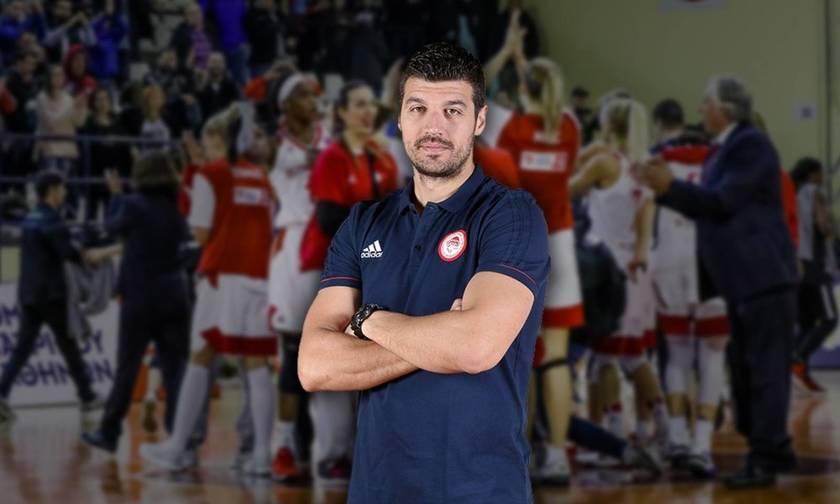 Ο Παντελάκης νέος τεχνικός του Ολυμπιακού