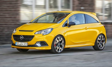 Ο κινητήρας του νέου Opel Corsa GSi