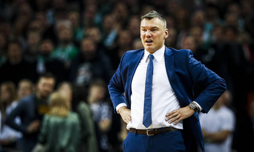EUROLEAGUE FINAL FOUR 2018: Ο Γιασικεβίτσιους εκθείασε τον Ομπράντοβιτς
