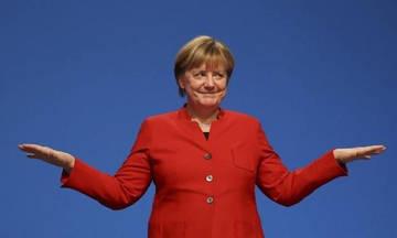 Φουρέιρα ψήφισε η Μέρκελ στη Eurovision – Το είπε στο μικρόφωνο της συνόδου της Ε.Ε (Video)