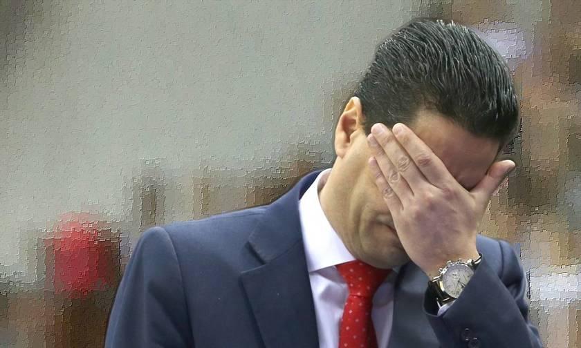 Η ντροπή του Σφαιρόπουλου φαίνεται και στο στοίχημα