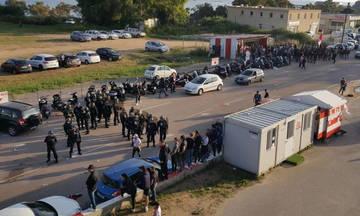 Aναβολή μπαράζ ανόδου, στη Γαλλία, λόγω επεισοδίων!