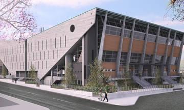 Υπερτοπικό έργο πνοής το νέο Κλειστό Γυμναστήριο Ν. Σμύρνης