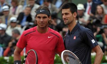 Ο Ναδάλ απέκλεισε τον Τζόκοβιτς στο Open της Ρώμης