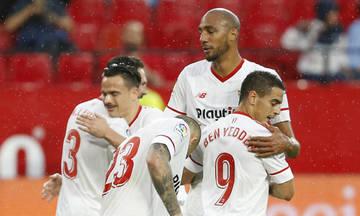 Νίκη Ευρώπης η Σεβίλλη, δείτε όλα τα γκολ της La Liga (vid)