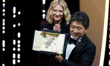 Φεστιβάλ Καννών: Χρυσός Φοίνικας στο «Shoplifters» του Χιροκάζου Κόρε-Έντα