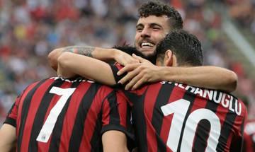 Πεντάρα η Μίλαν, στη Serie B η Κροτόνε