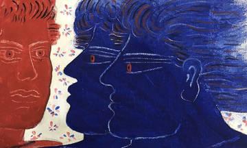 Έκθεση του Αλέκου Φασιανού στη Γκαλερί Ίρις