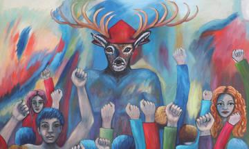 Έκθεση από το Vellios School of Art στο Ίδρυμα Μιχάλης Κακογιάννης