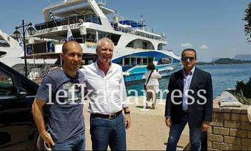 Έφτασε στην Ελλάδα ο Ζαρντίμ