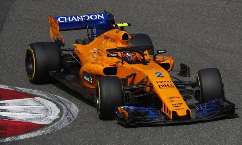 F1: Επένδυση 200 εκ Λιρών στην McLaren