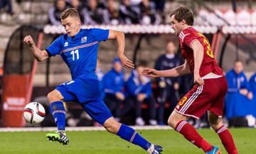 Μουντιάλ 2018: Με Φινμπόγκασον η εθνική Ισλανδίας
