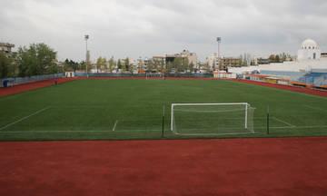 Εικόνες ντροπής από το γήπεδο Κορυδαλλού (pics)