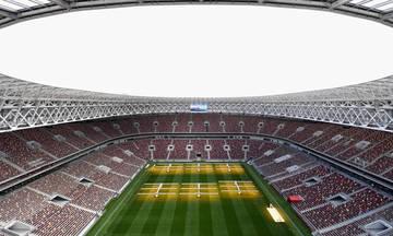 Μουντιάλ 2018: Η FIFA απαλάσσει τη Ρωσία