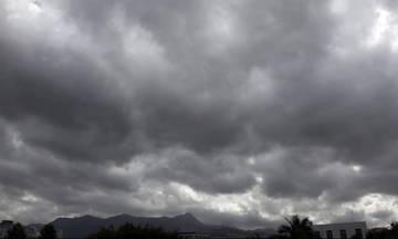 Έκτακτο: Έρχονται καταιγίδες και χαλάζι