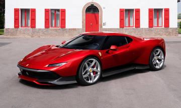Ferrari SP38: Για έναν και μοναδικό πελάτη