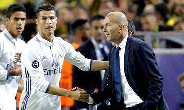 Τελικός Champions League: Ο Ζιντάν προτιμά τον Ρονάλντο από τον Σαλάχ