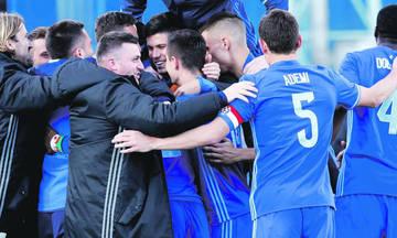 Η Ντιναμό Ζάγκρεμπ κατέκτησε το Κύπελλο Κροατίας (vid)