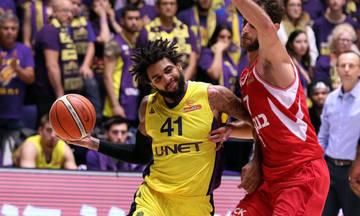 Διεκόπη το πρωτάθλημα μπάσκετ στο Ισραήλ