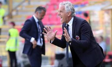 Απολύθηκε από τη Μπολόνια ο Ντοναντόνι