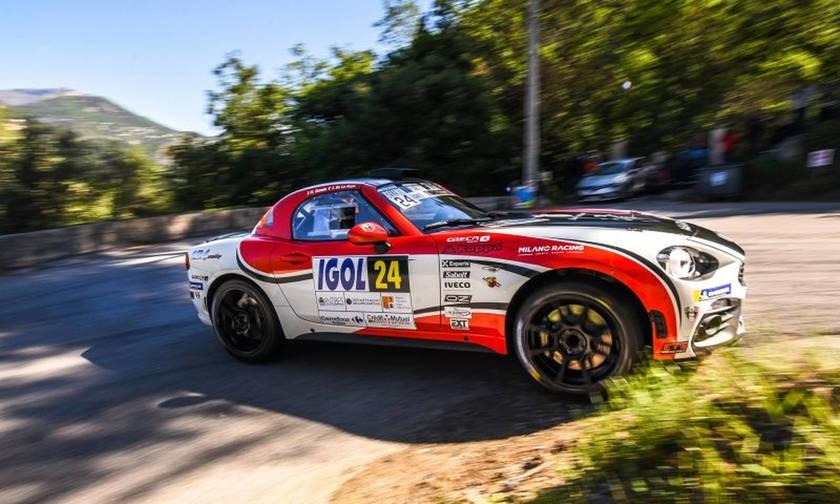 Τα Abarth 124 rally έκαναν τη διαφορά σε Γαλλία και Τσεχία