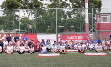 Ολοκληρώθηκαν οι αγώνες Special Olympics στο Ρέντη (vid)