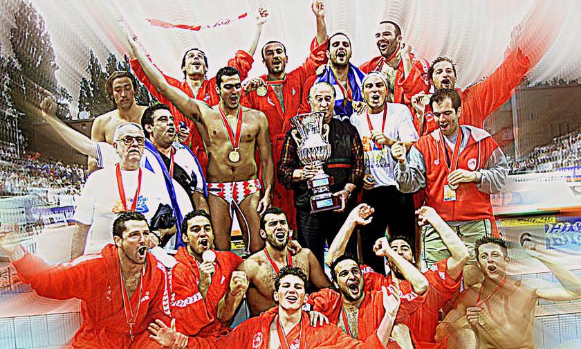 Θρύλος και στην πισίνα: Για πρώτη φορά Πρωταθλητής Ευρώπης!