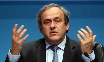 Απαλλάχθηκε από τις κατηγορίες για το σκάνδαλο της FIFA ο Πλατινί