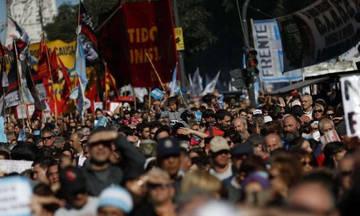 Ξεσηκωμός στο Μπουένος Άιρες κατά των διαπραγματεύσεων με το ΔΝΤ
