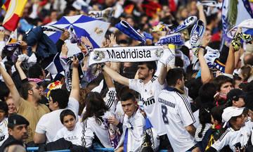 Ο ύμνος της Ρεάλ Μαδρίτης γράφτηκε πάνω σε χαρτοπετσέτα (vid)