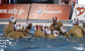 LIVE: Ολυμπιακός-Βουλιαγμένη
