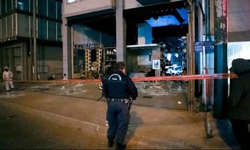 Θεσσαλονίκη: Έκρηξη αυτοσχέδιου μηχανισμού σε είσοδο πολυκατοικίας