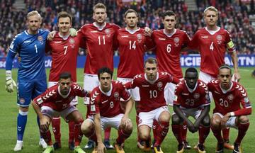 """Μουντιάλ 2018 - Δανία: Ο Ερικσεν οδηγεί τους """"βικινγκ"""" (vid)"""