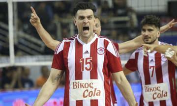 Τέλος ο Αλεξίεφ από τον Ολυμπιακό-Που έκλεισε ο Βούλγαρος