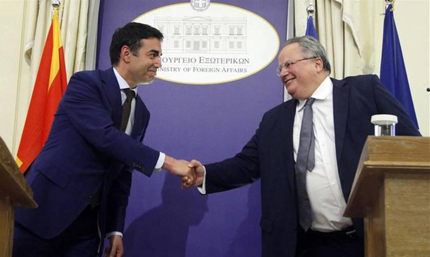 Ελλάδα - ΠΓΔΜ: Ένα βήμα από τη συμφωνία;