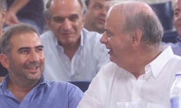 Στο αστυνομικό τμήμα ο Συμεωνίδης, παραλίγο ο Βασιλακόπουλος