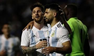 Μουντιάλ 2018: Μια ομάδα μόνος του ο Μέσι, 4-0 η Αργεντινή (vid)