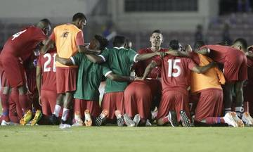 Μουντιάλ 2018: Γιόρτασε με 0-0 ο Παναμάς (vid)