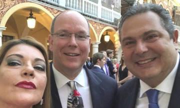 O Kαμμένος στο Μονακό, στα «κάγκελα» η ΝΔ και η προκλητική απάντηση του Υπουργού