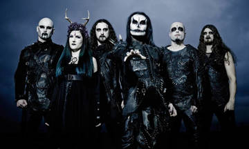 Οι Cradle Of Filth στο Gagarin 205